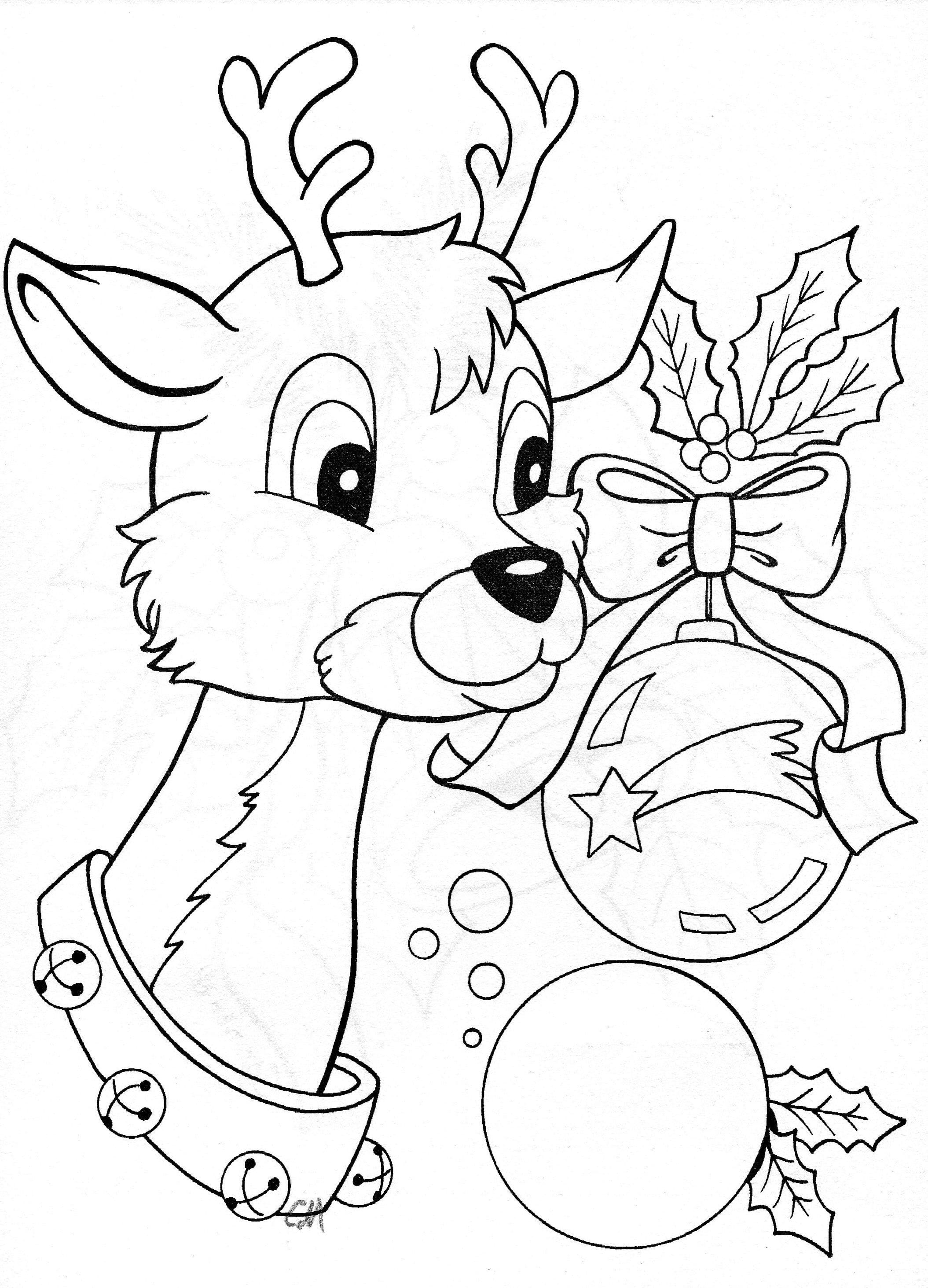 Happy New Year 2020 Coloring Page • FREE Printable PDF from ... | 2926x2109