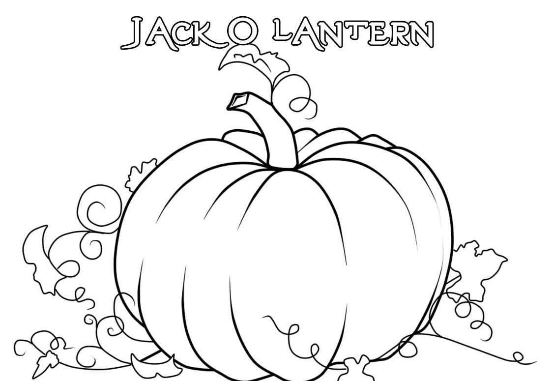 Coloriage Halloween Citrouille 100 Images Pour Une Impression Gratuite