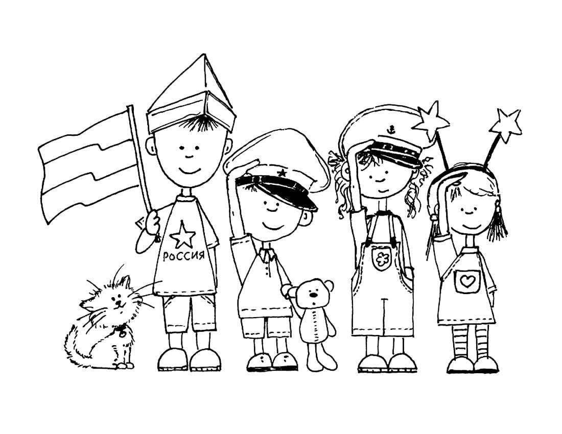 Мужчине фотошоп, картинки 23 февраля день защитника отечества для детей раскраска