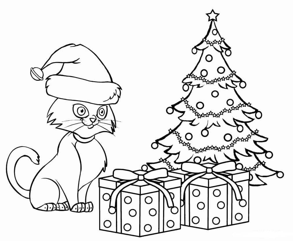Christmas Coloring Pages For Kids Online - Coloring Home | 830x1011