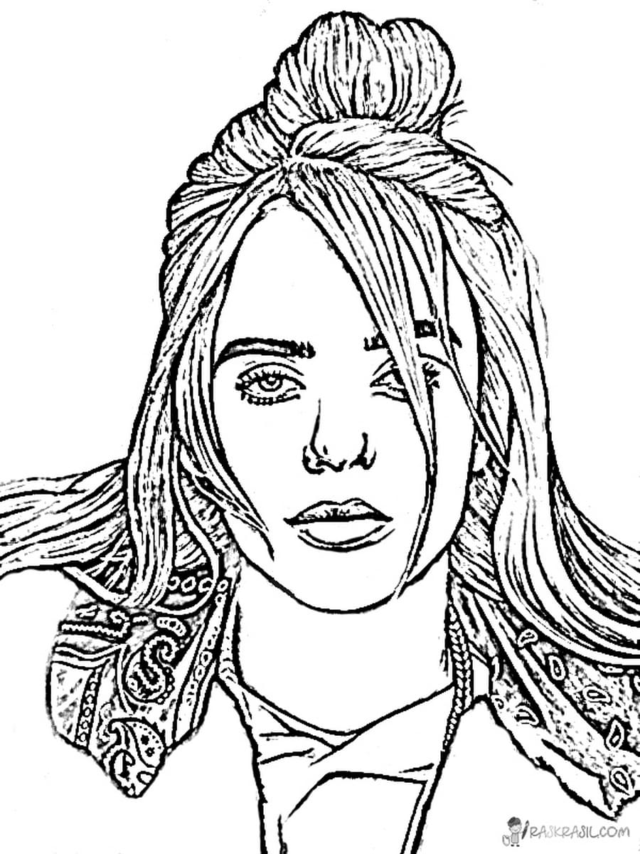 Famous singers coloring pages with pop stars Topcoloringpages | 1200x900