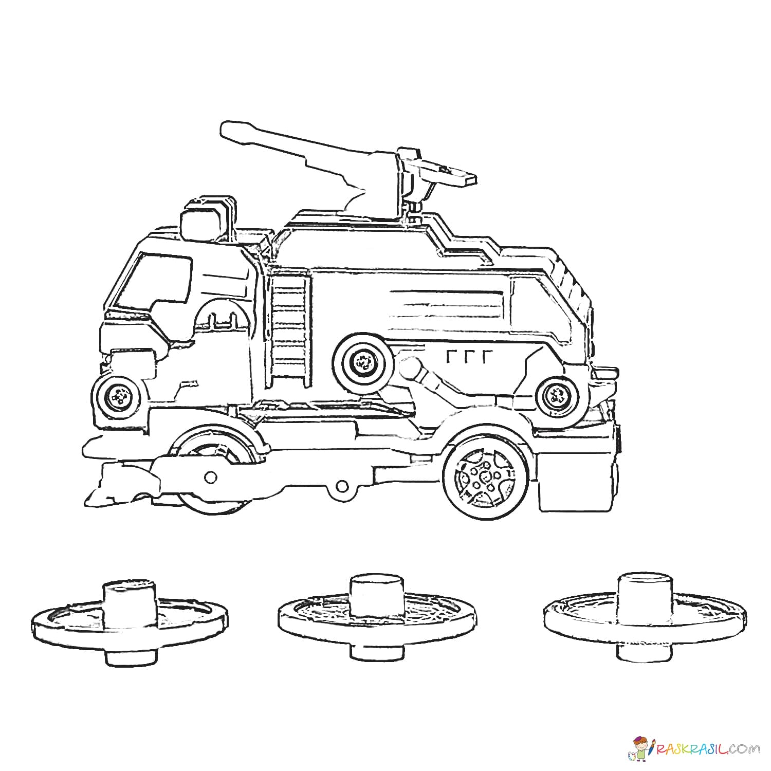 Wild Screechers Coloring pages. Transformers print