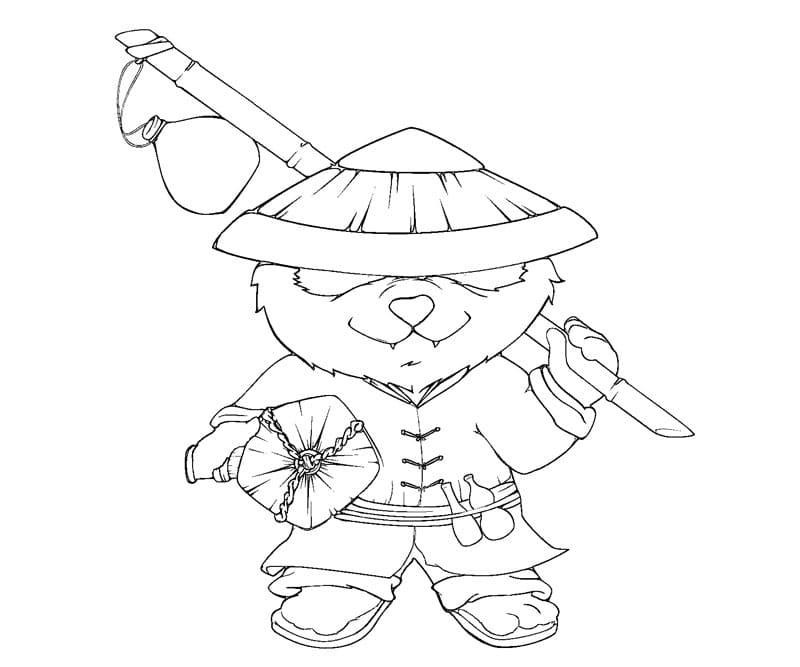 Desenhos de Dota 2 para colorir. Imprimir heróis gratuitamente