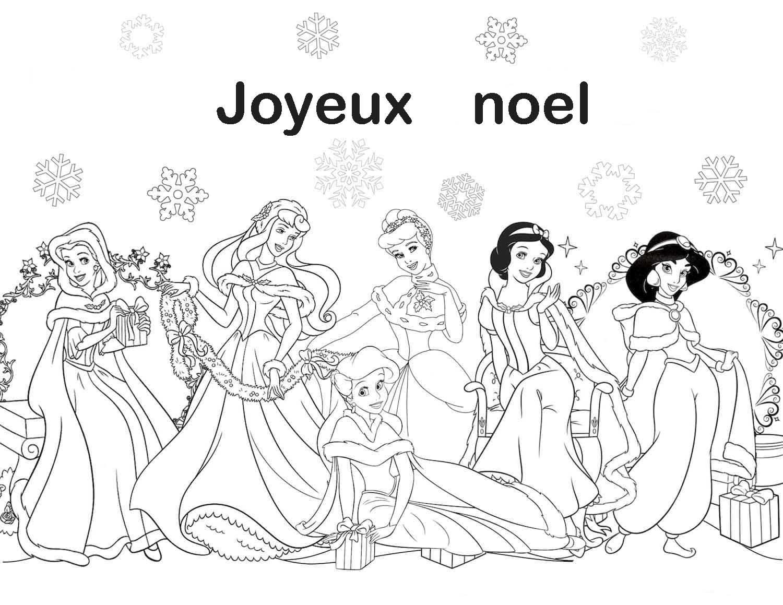 Coloriage De Noel. Imprimer gratuitement pour les enfants