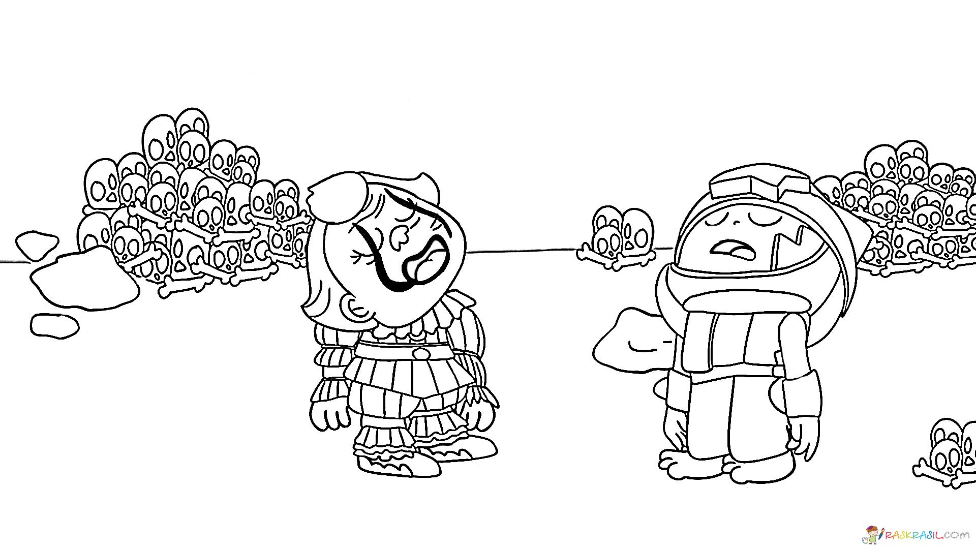 Раскраски Сэнди. Распечатать персонажа Браво Старс онлайн