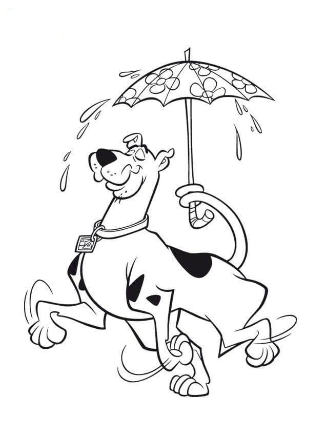 - Scooby Doo Coloring Pages. Big Collection For Children Online