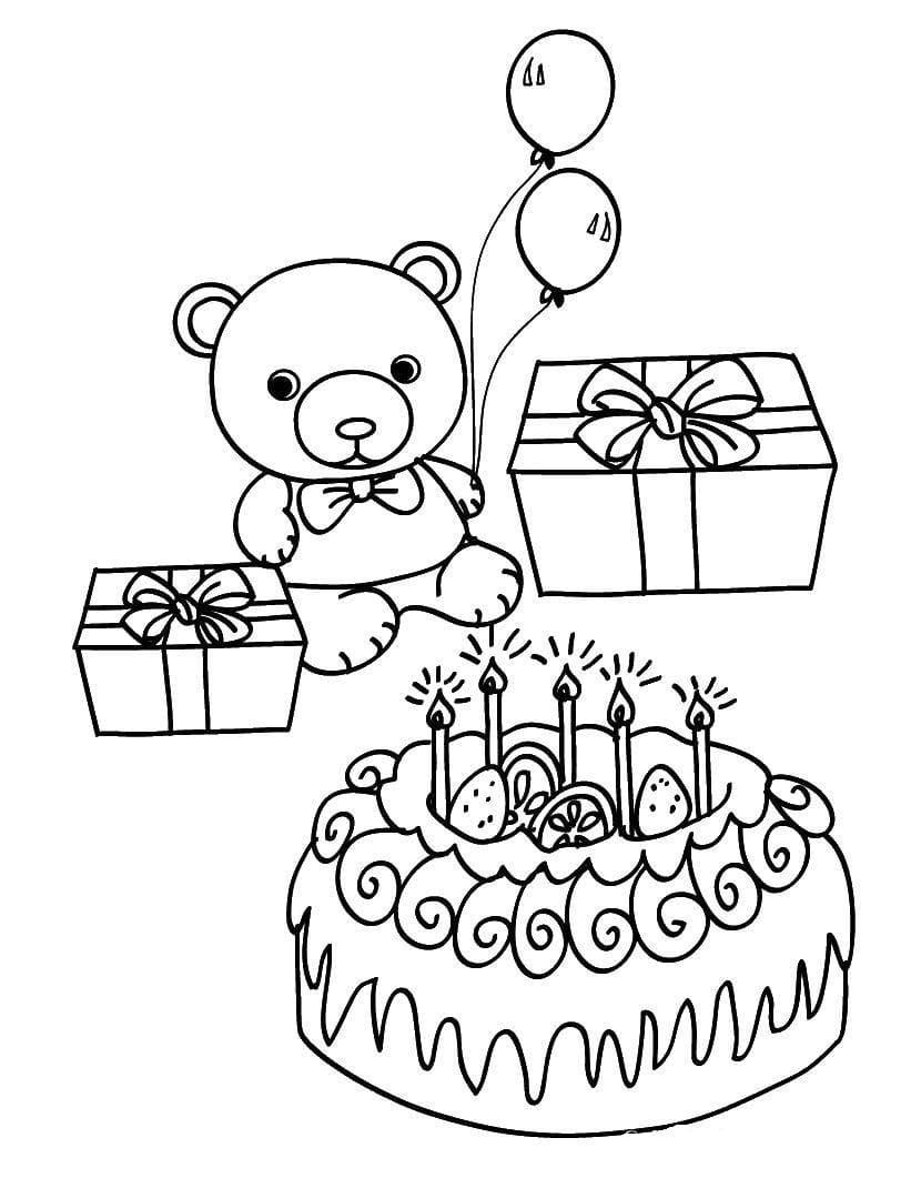 Нарисованные открытки на день рождения дяде