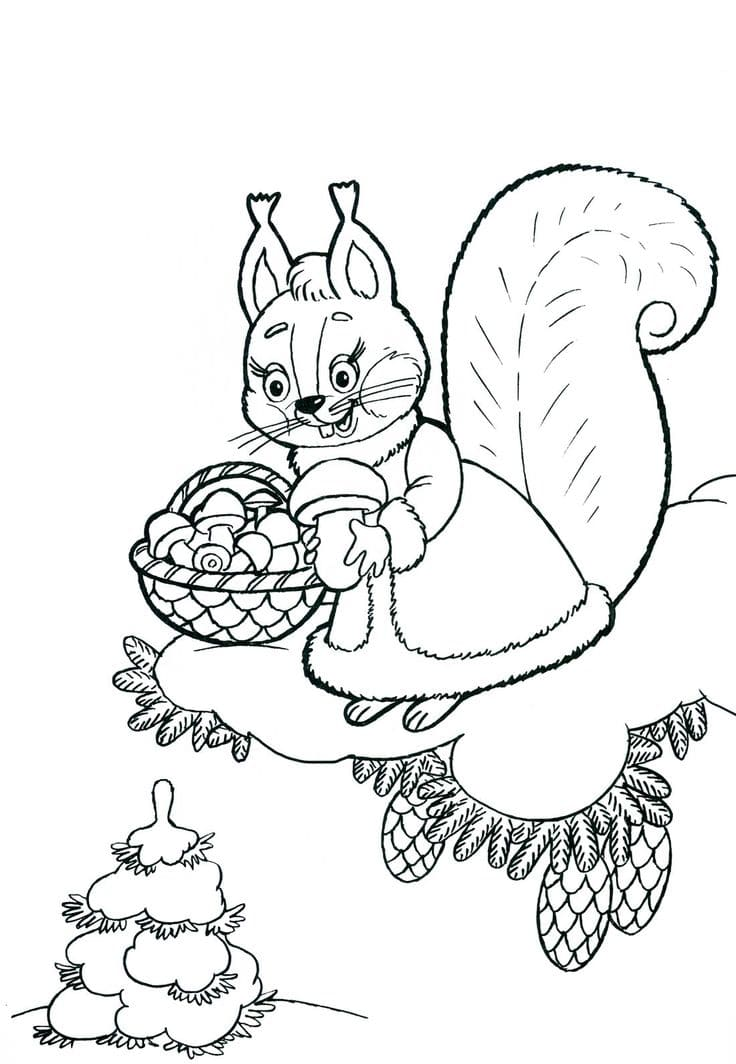 coloring pages : Winter Coloring Pages Preschool Art Winter Themed ... | 1064x736