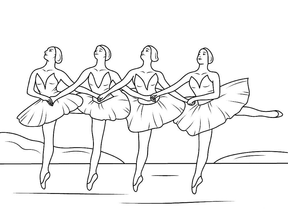 - Ballerina Coloring Pages. Download Or Print For Free