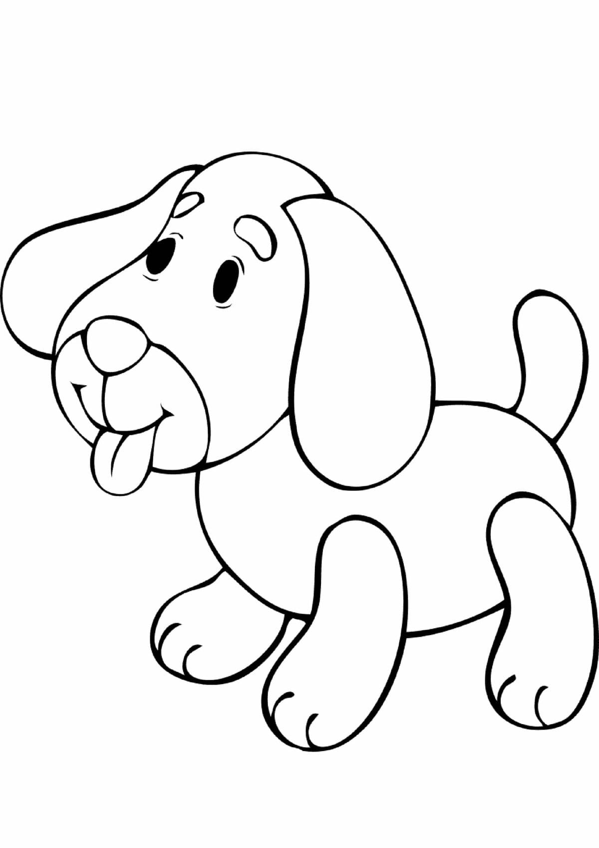 Coloring Pages for 5- to 5-Year-Old Kids. Download Them or Print