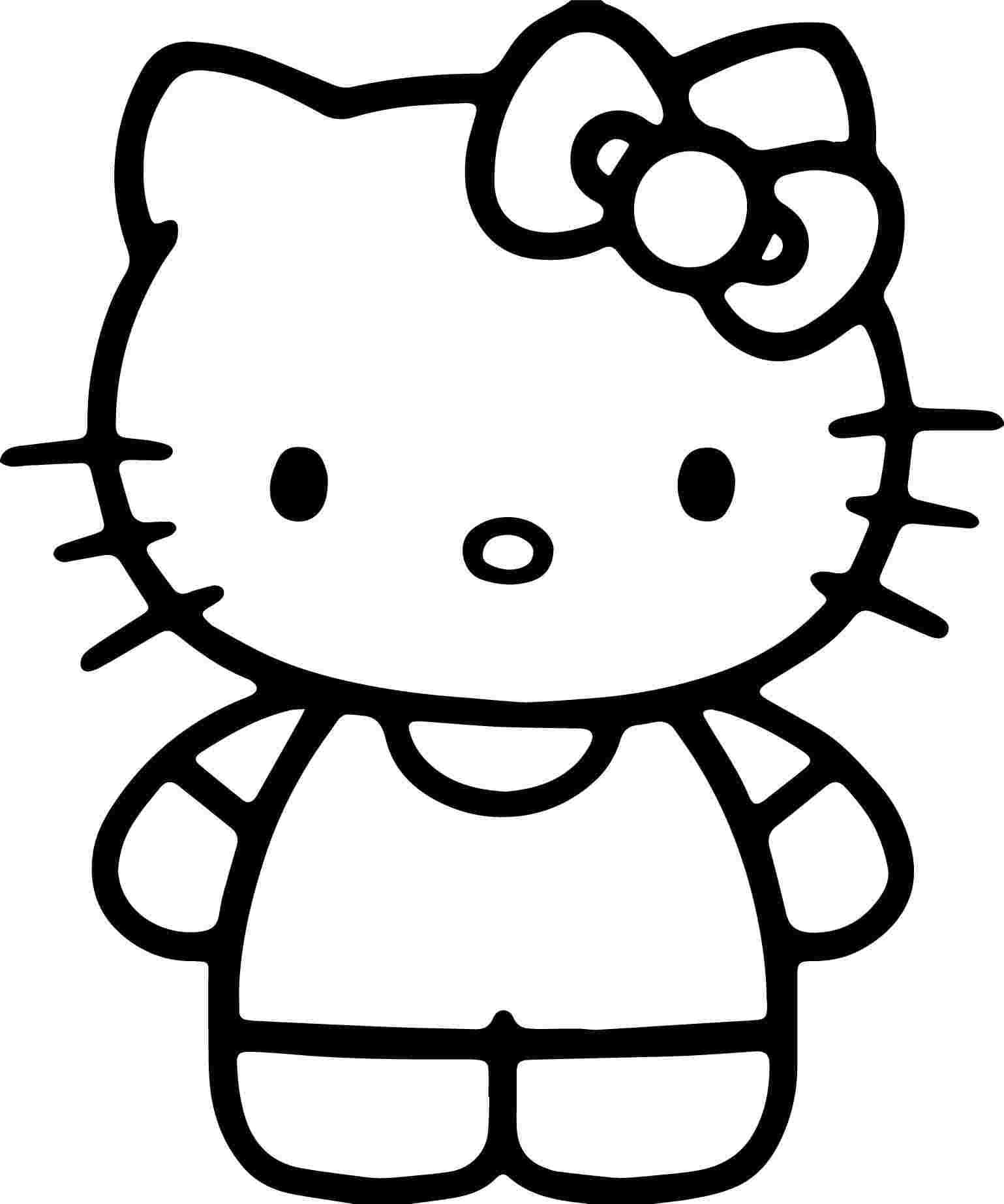 - Coloring Pages For 2- To 3-Year-Old Kids. Download Them Or Print