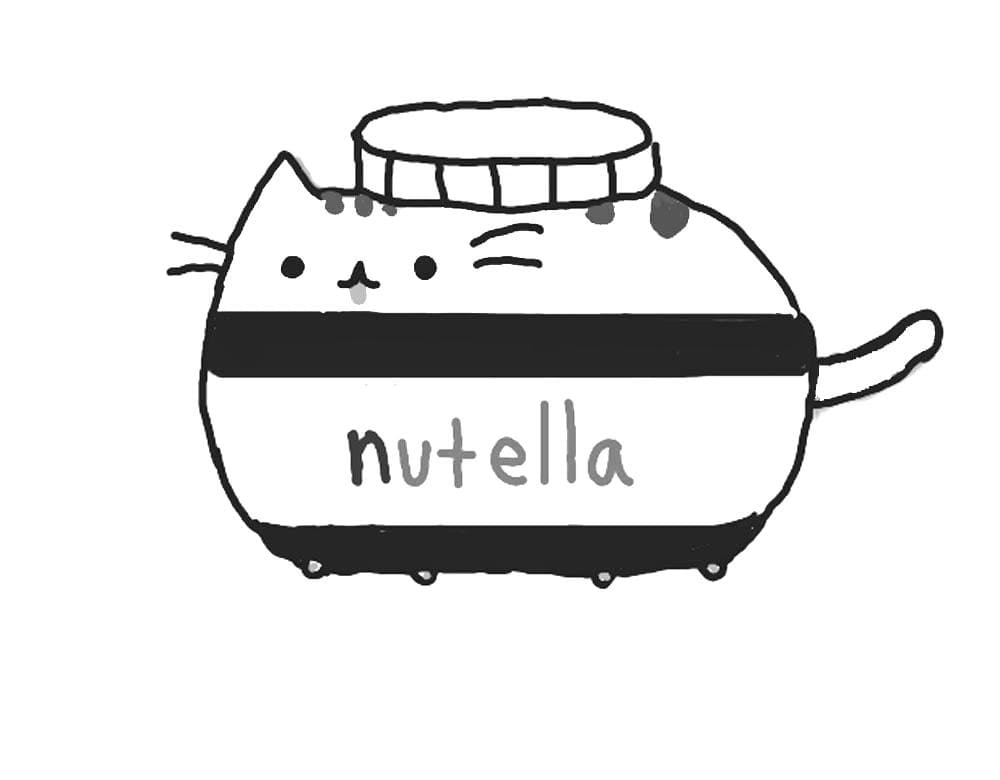 - Pusheen Coloring Pages. Print Them Online For Free!
