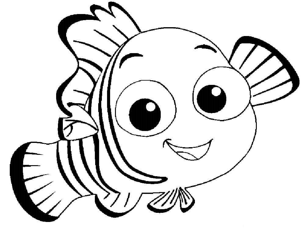 упустите картинка рыбка распечатать безопасность эргономика это