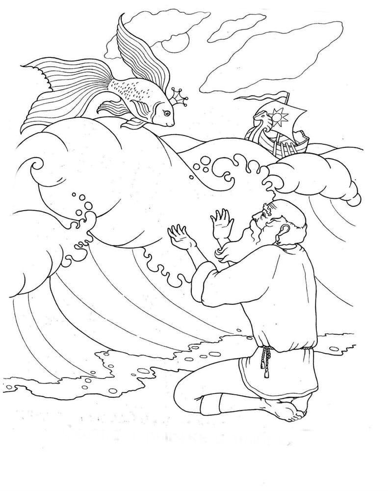 Раскраски Сказки. Распечатать можно бесплатно