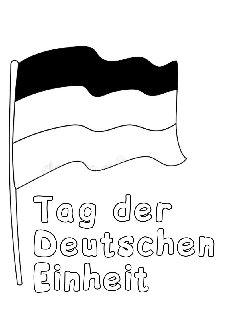 malvorlagen der tag der deutschen einheit herunterladen