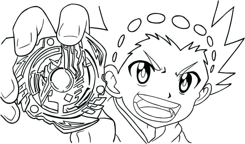 Beyblade Coloring Pages. 57 Images Free Printable