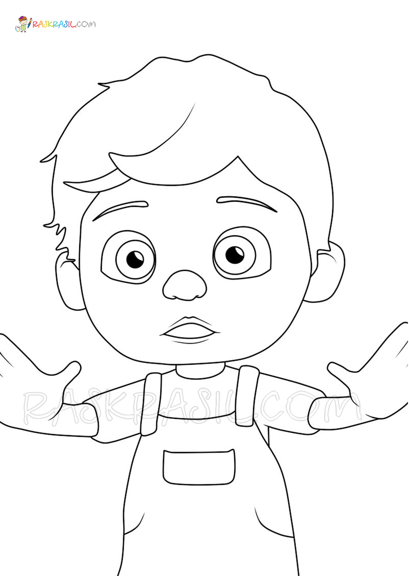 Cocomelon Coloring Pages 20 New Coloring Pages Free Printable