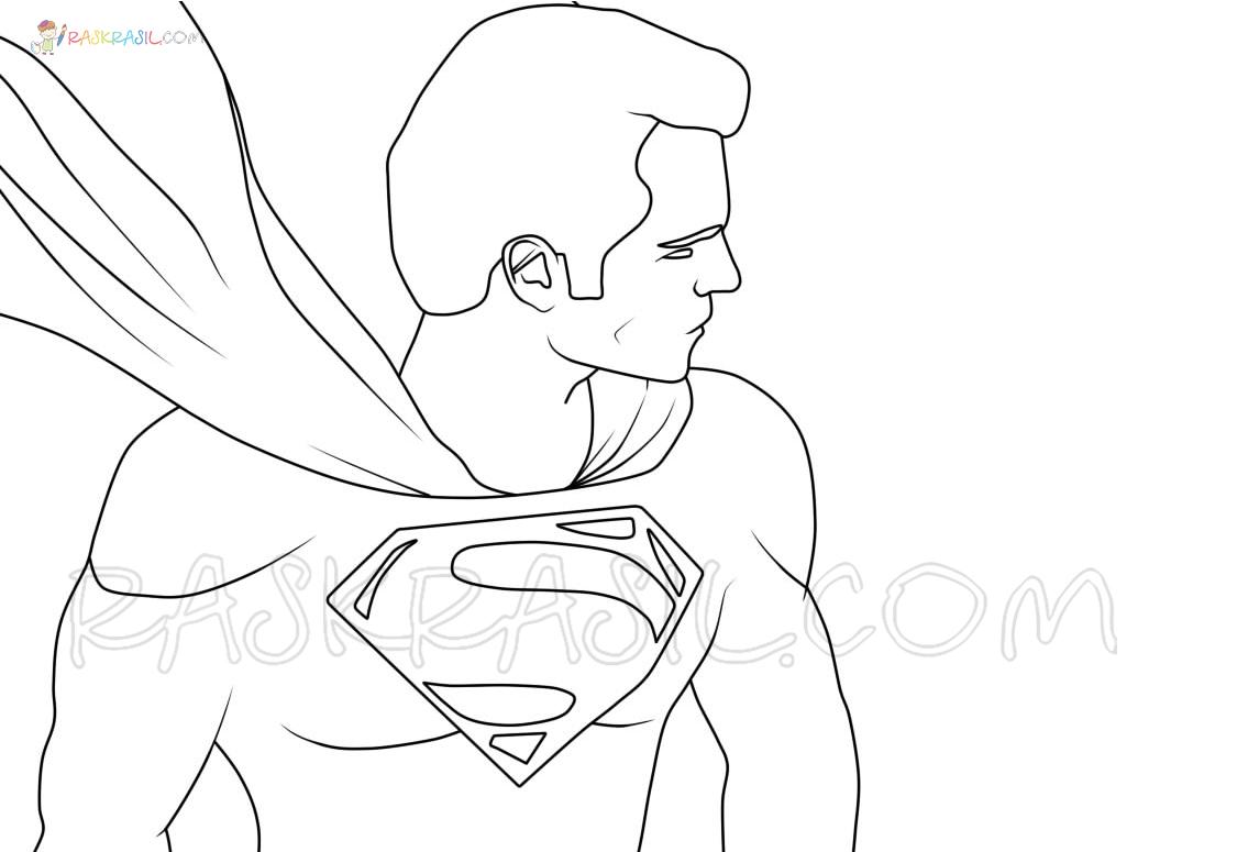 Ausmalbilder Superman 110 Besten Malvorlagen Zum Kostenlos Drucken