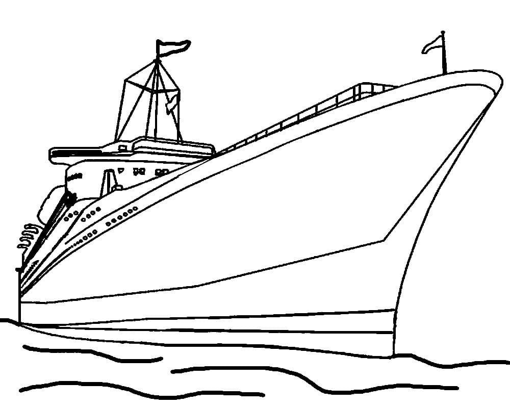 Ausmalbilder Boote  19 Malvorlagen Kostenlos zum Ausdrucken