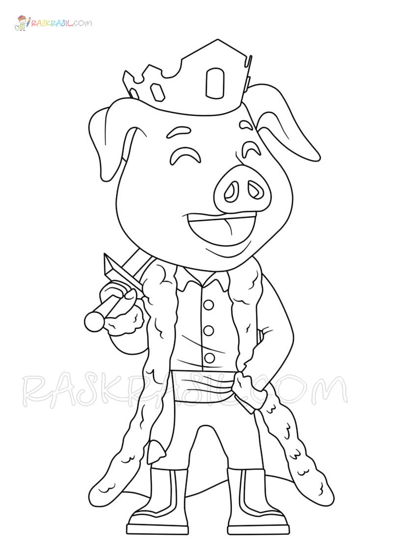 Dream SMP Coloring Pages   New Pictures Free Printable