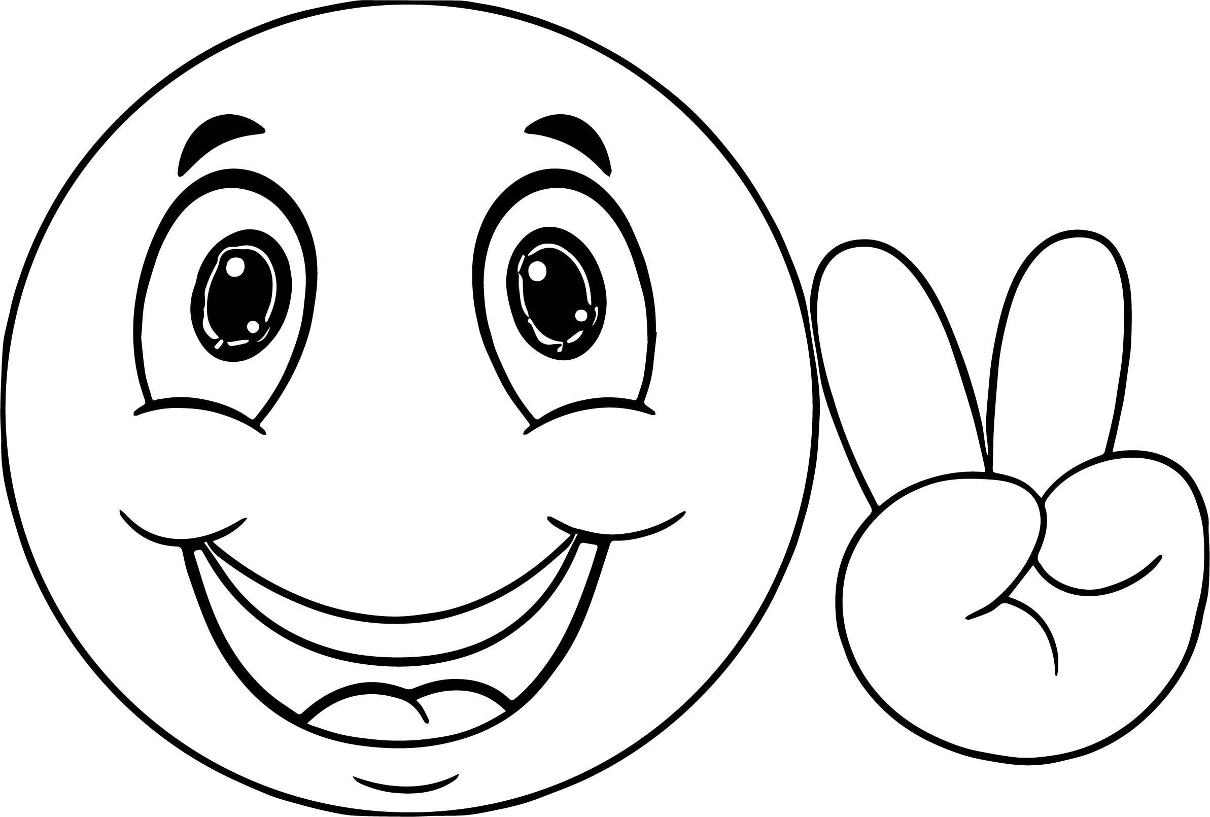 ausmalbilder emojis zum ausdrucken  38 ausmalbilder emoji