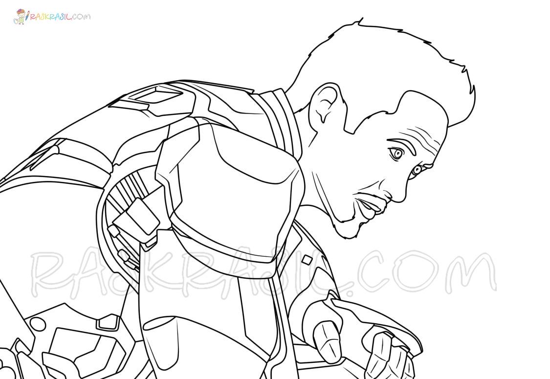 Ausmalbilder Iron Man 90 Malvorlagen Zum Kostenlos Ausdrucken