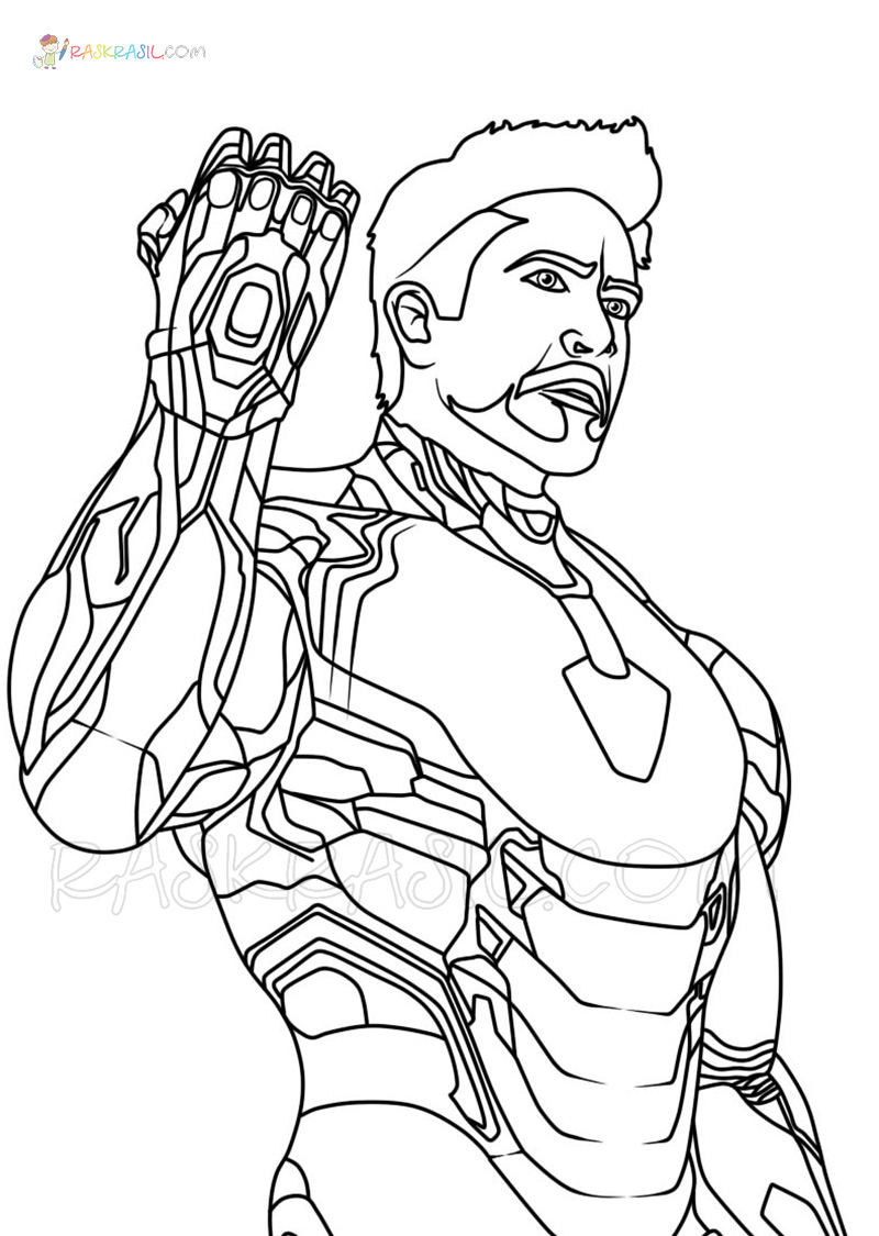 Iron Man Coloring Pages   32 images Free Printable