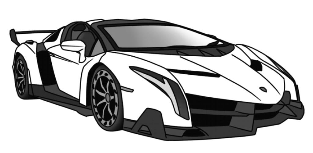 Ausmalbilder Lamborghini 100 Malvorlagen Kostenlos Zum Ausdrucken