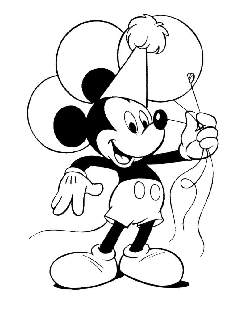 Ausmalbilder Micky Maus 100 Malvorlagen Kostenlos Zum Ausdrucken