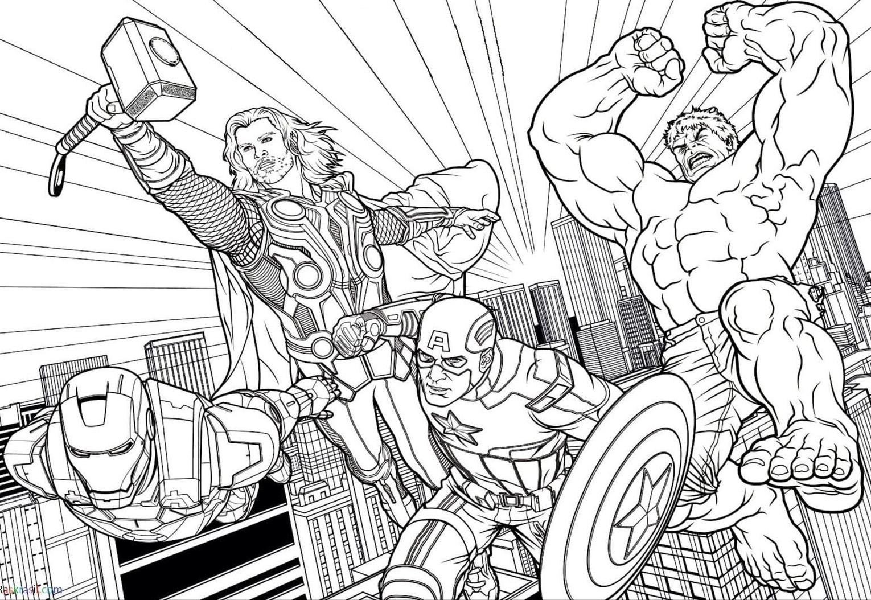 ausmalbilder avengers  110 malvorlagen kostenlos zum