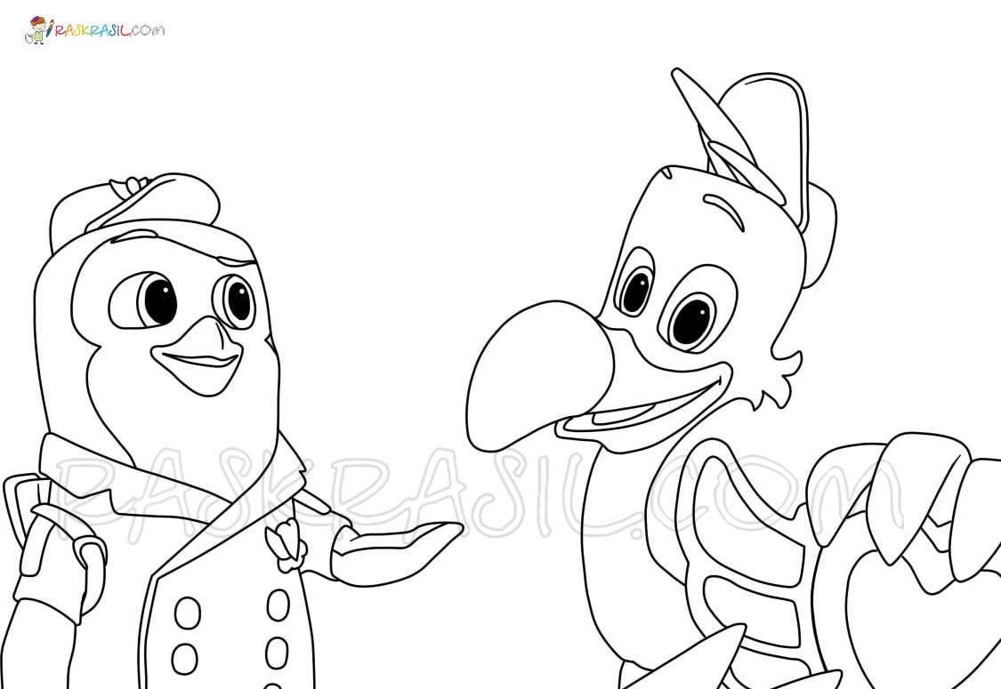 Tots Coloring Pages New Images Free Printable