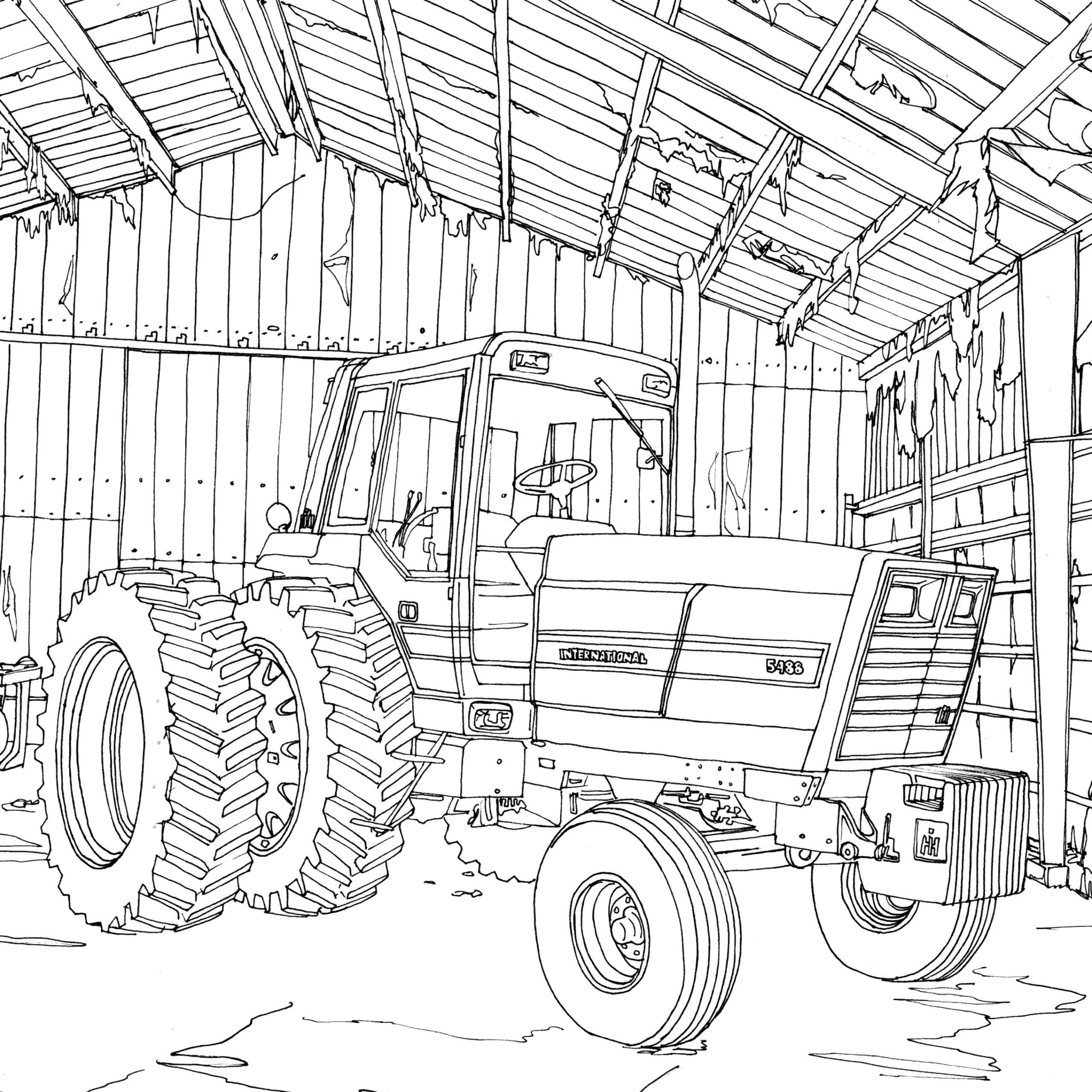 Ausmalbilder Traktor 100 Malvorlagen Kostenlos Zum Ausdrucken