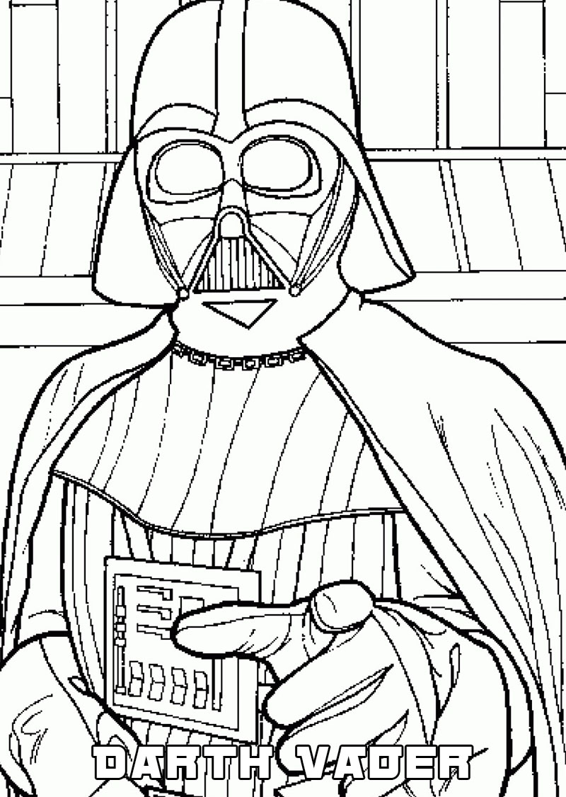 Star Wars Coloring Pages   18 Pictures Free Printable