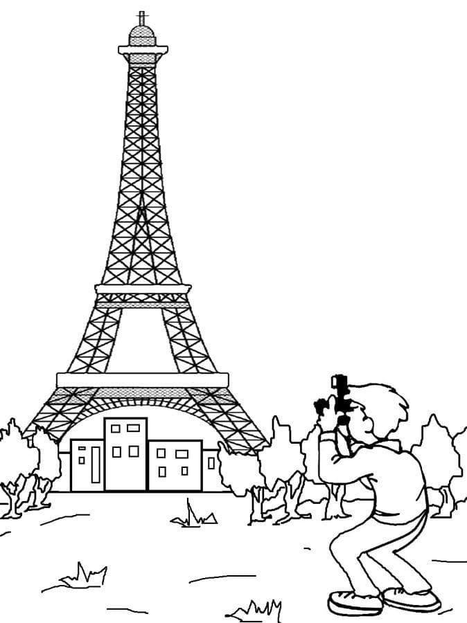 Ausmalbilder Eiffelturm 60 Malvorlagen Kostenlos Zum Ausdrucken