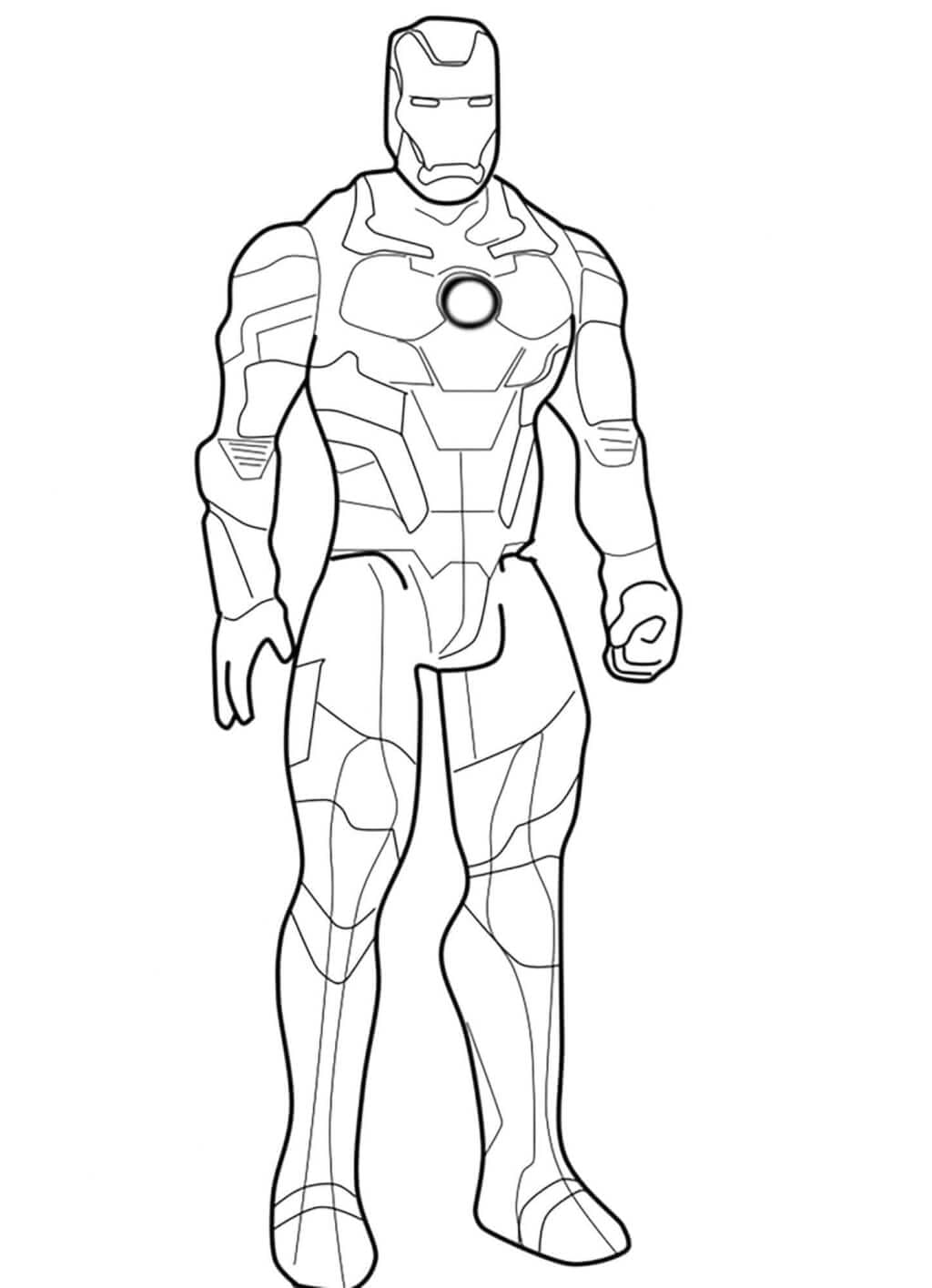 Iron Man Coloring Pages   18 images Free Printable