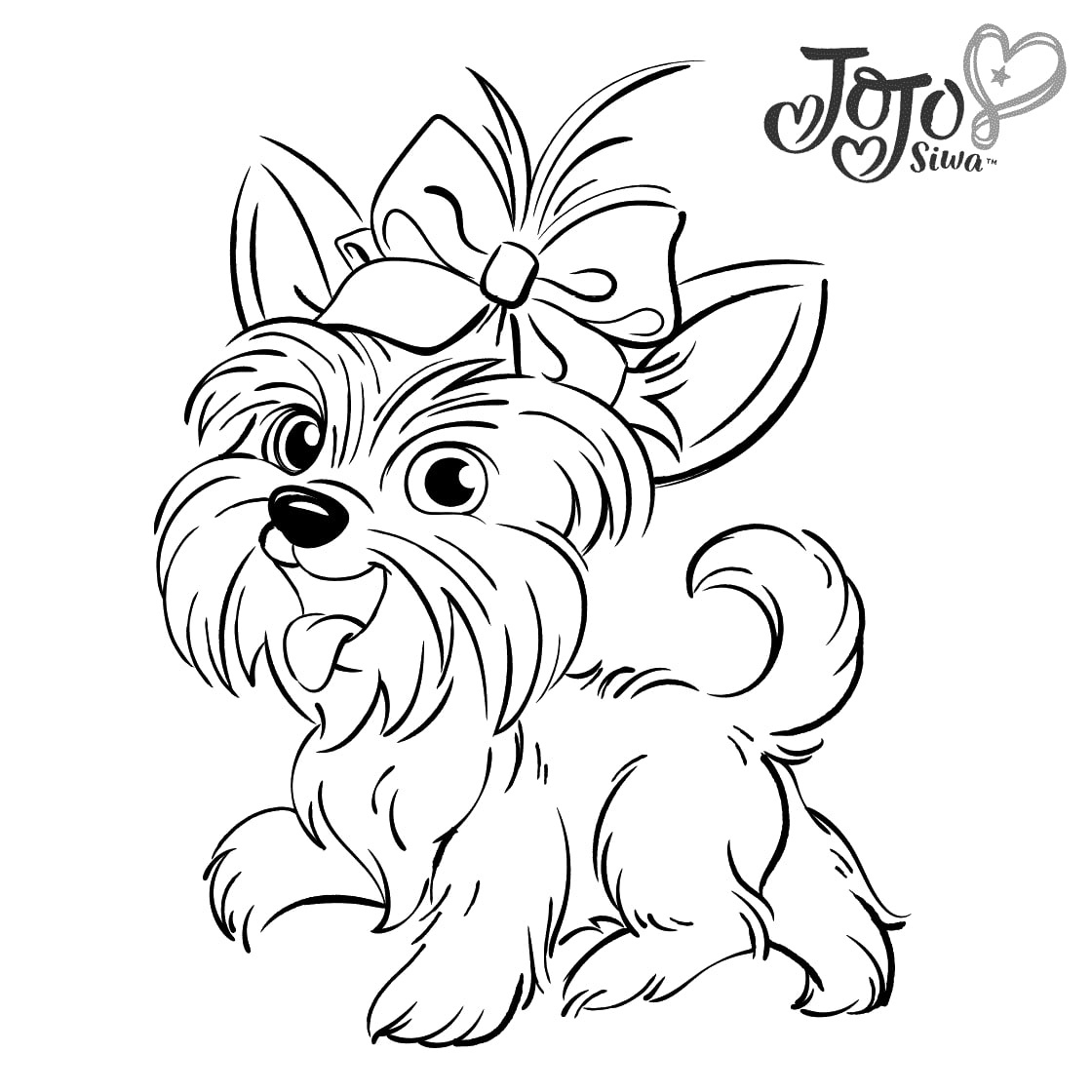 Jojo Siwa Coloring Pages 18 New Images Free Printable