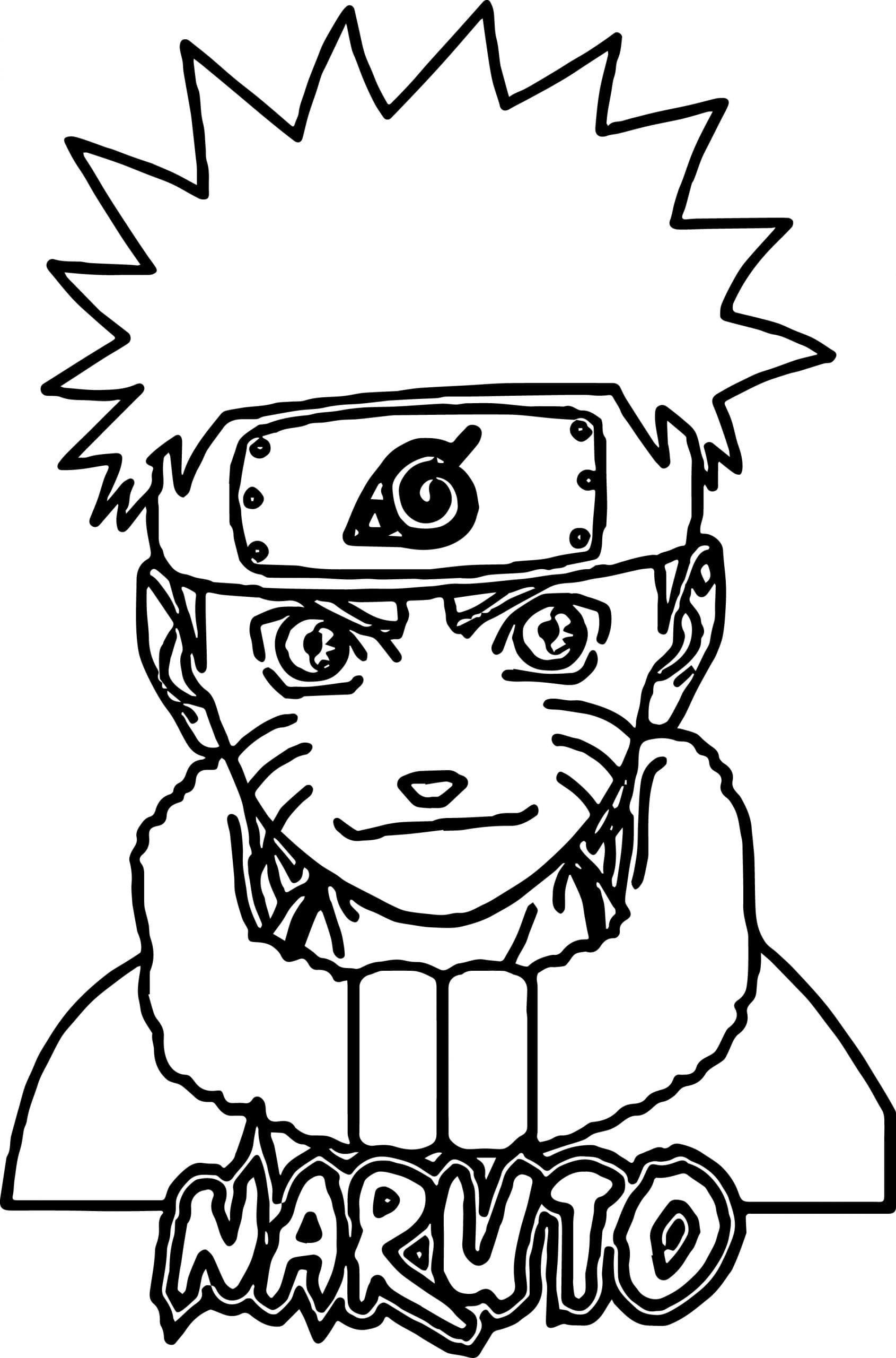 Coloriage Naruto   32 images pour une impression gratuite