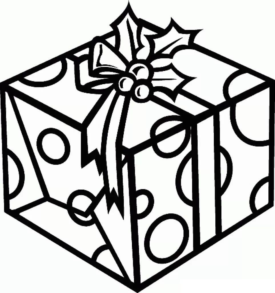Disegni Di Natale Da Colorare Per Adulti.Disegni Di Regali Di Natale Da Colorare 100 Immagini Da Stampare