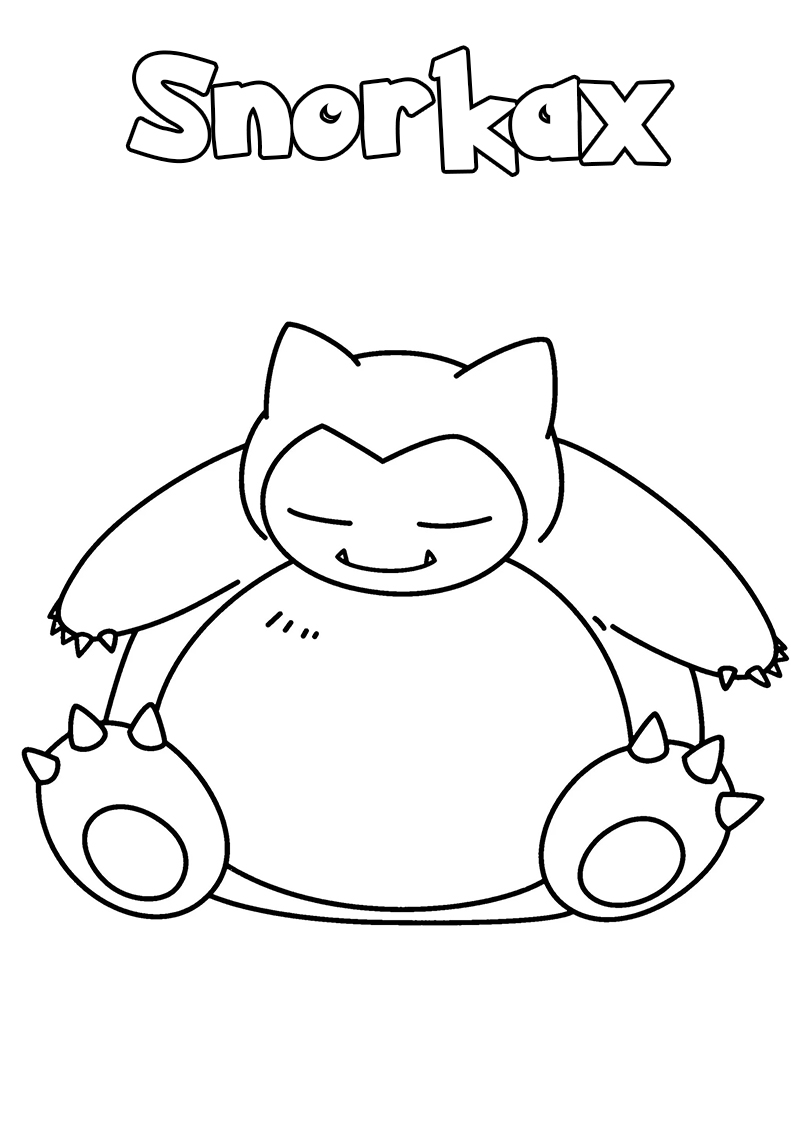 Pokemon Coloring Pages 100 Best Free Printables Images
