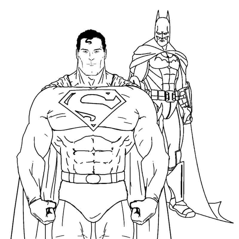 Superman Coloring Pages 110 Best Images Free Printable