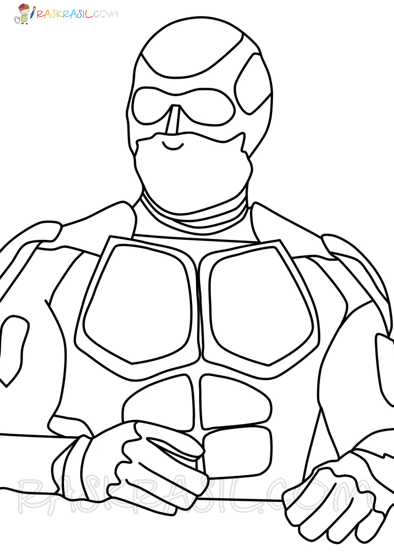 Coloring Pages The Boys 2019-2020 TV series (Amazon). Free Printable