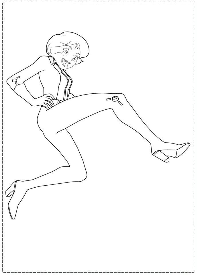 Coloriages Totally Spies. 100 images pour une impression gratuite