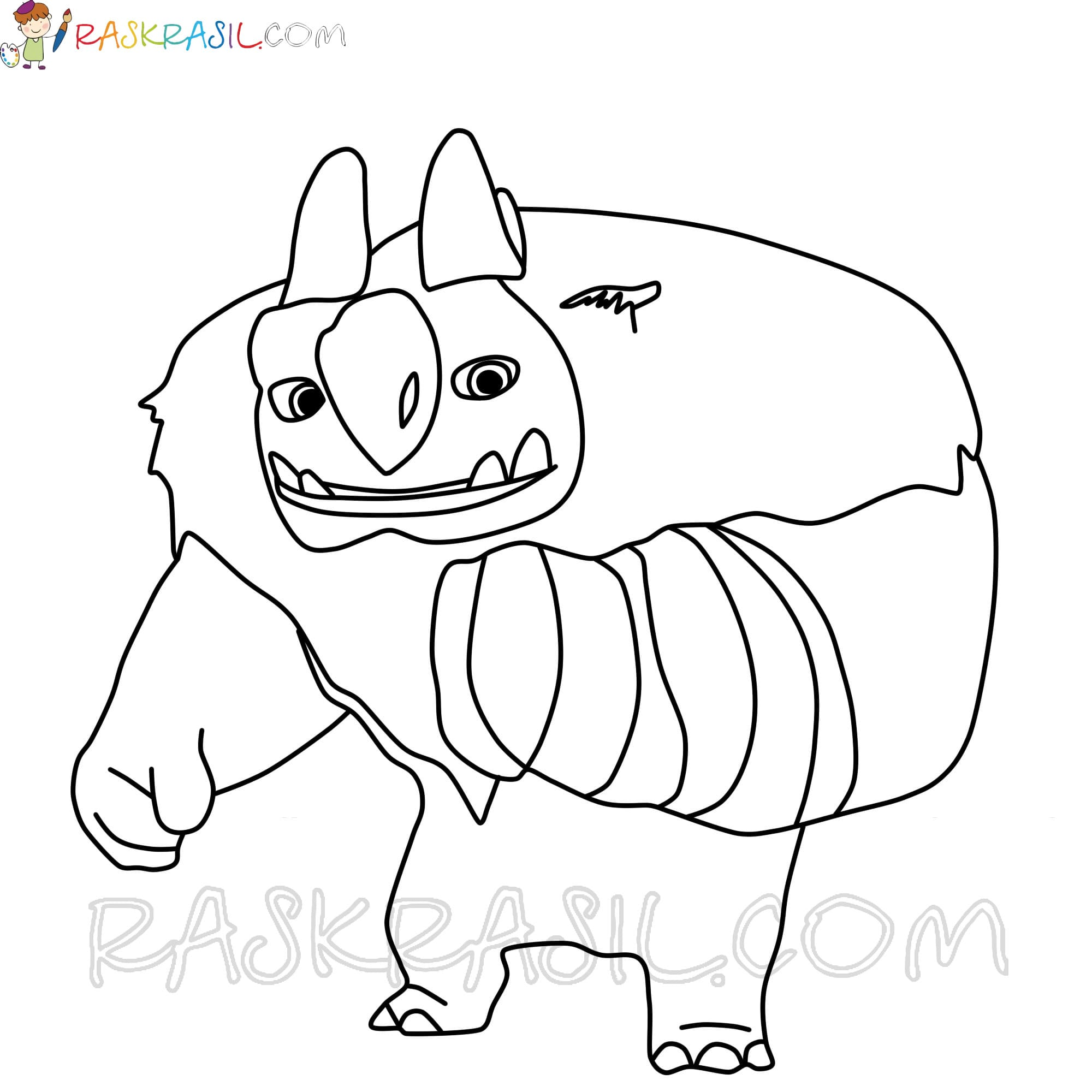 Trollhunters Coloring Pages 32 Unique Images Free Printable