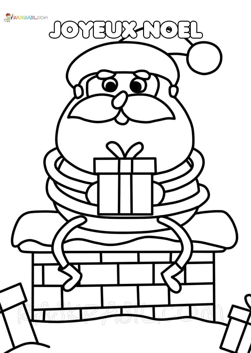 Coloriage De Noel 140 Nouvelles Images A Imprimer Gratuitement