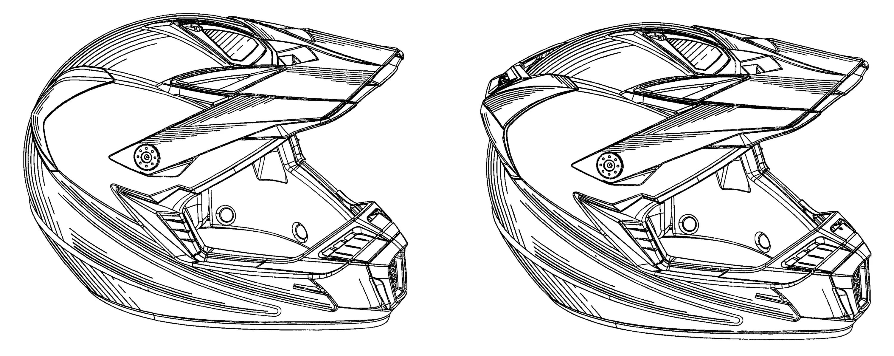 Motorcycle Coloring Pages For Kids. Free Printable