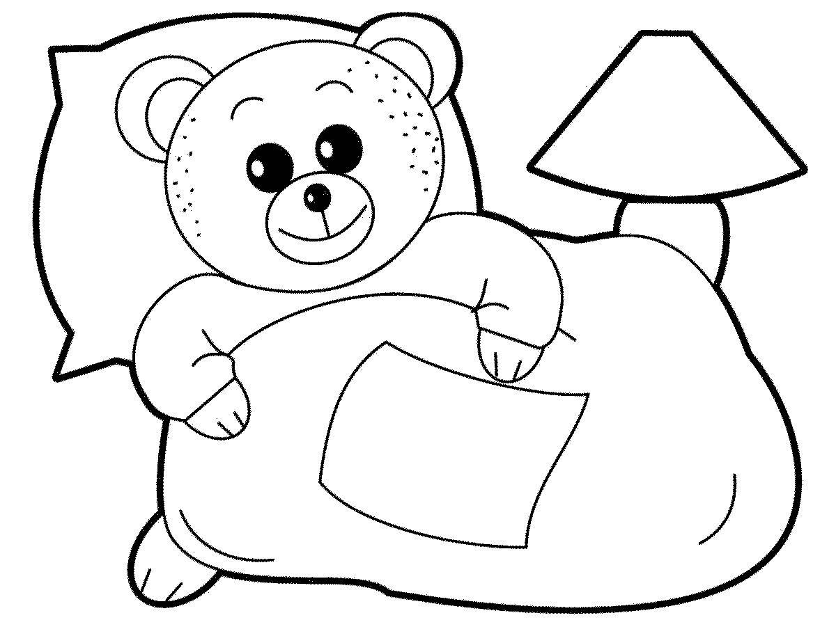 Картинки для раскрашивания детям распечатать