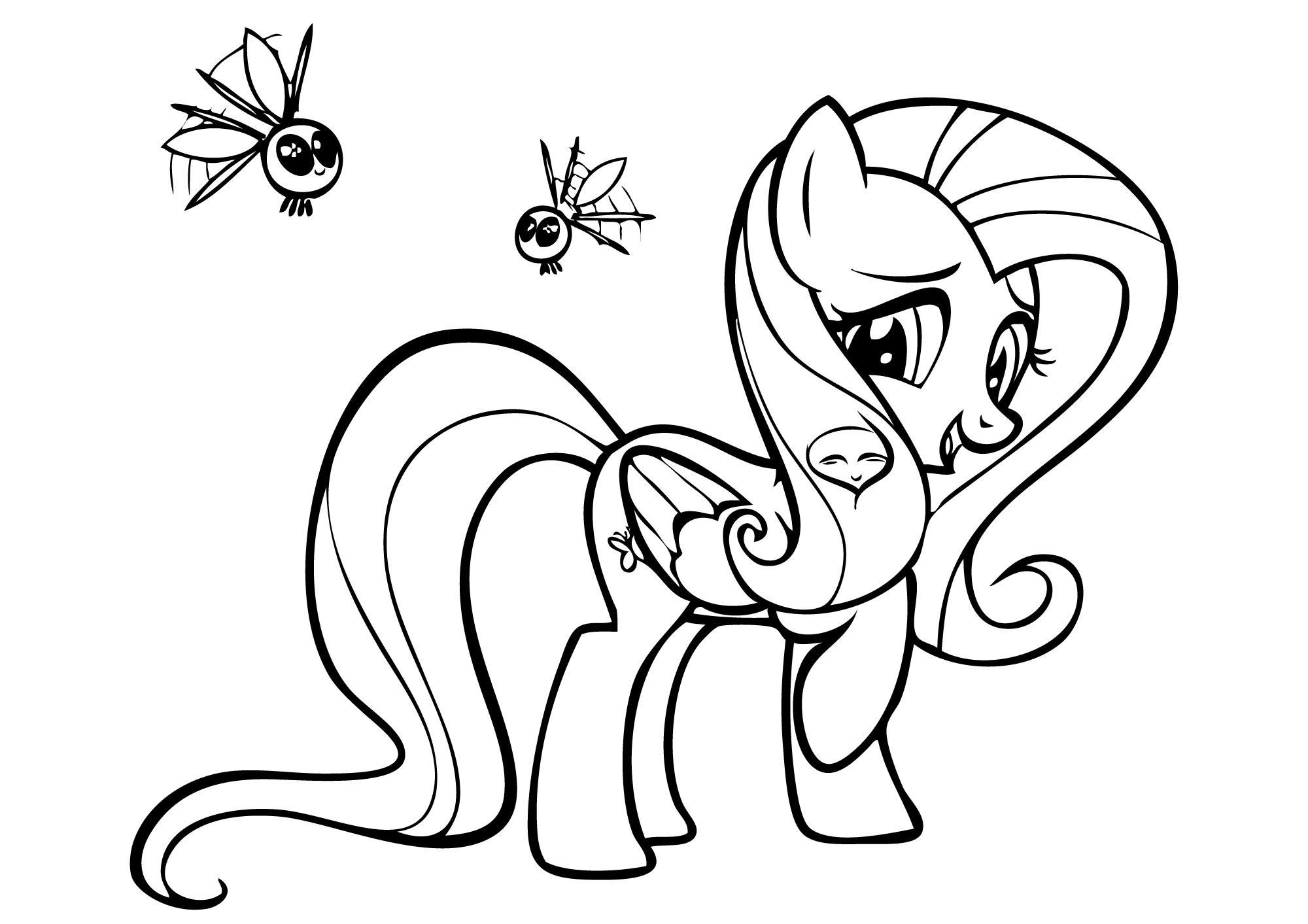 coloring book ~ Free My Little Ponyring Pictures Barbie Games ... | 1413x2000