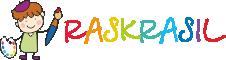 Desenhos de Raskrasil.com para colorir Logotipo