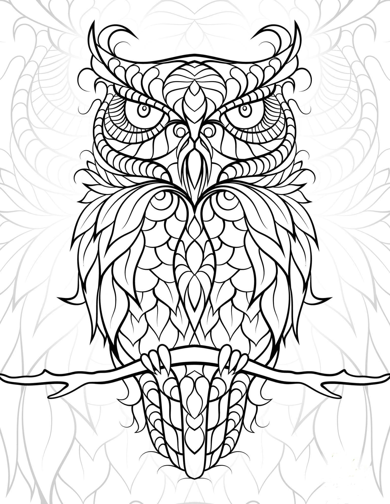 Coloring Pages For Adults All The Topics Print Them For Free
