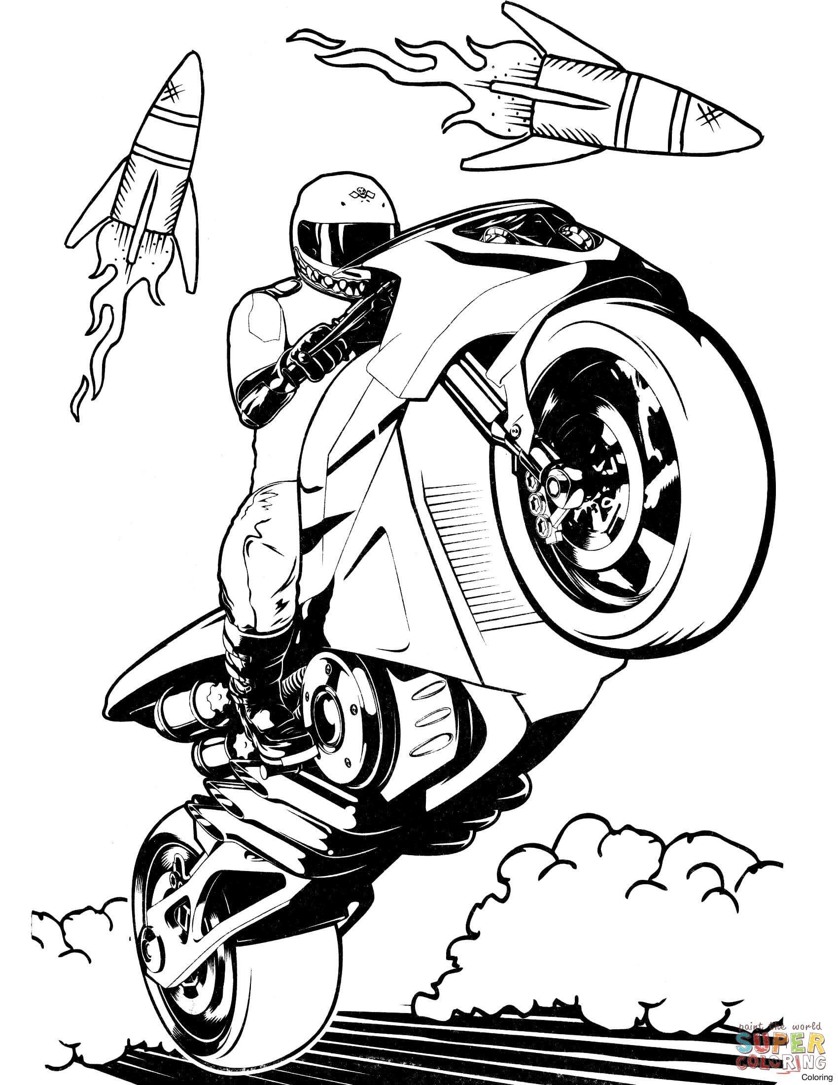 Раскраски Хот Вилс (Hot Wheels) Распечатайте бесплатно для мальчика!